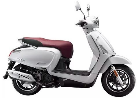 kymco new like 150 abs 0 km sabemos de scooters