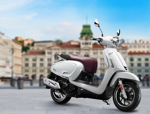 kymco new like 150i 0km 2019 marrocchi