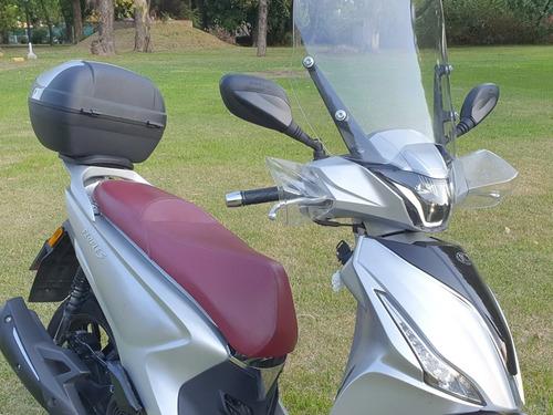 kymco new people s (150 cc)