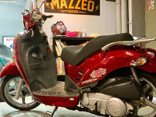 kymco people 250 2008 liquidoo !!!