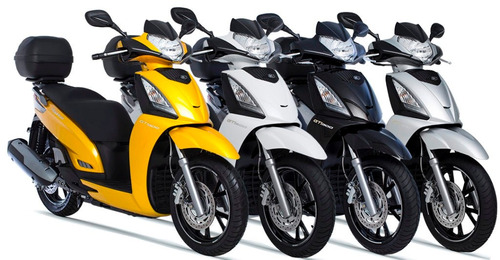 kymco people gti 300 2021 0km - moto & cia