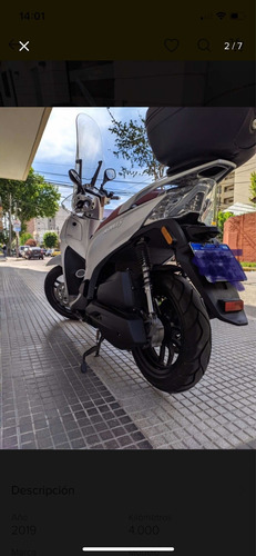 kymco peoples 150i abs