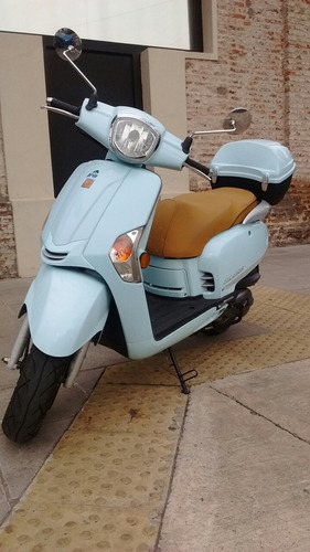 kymco scooter 2015