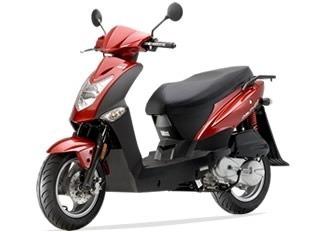 kymco scooter agility 125 galicia 6 cuotas + gastos cordasco