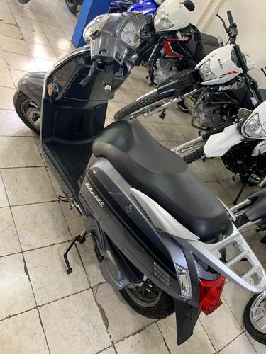 kymco scooter like 125