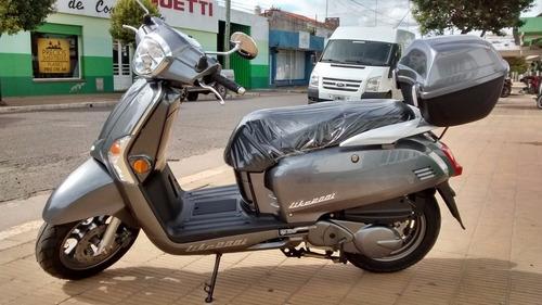 kymco scooter like