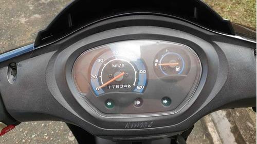 kymco twist 125, mod 2017, soat y tecno 2021, recibo moto
