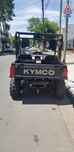 kymco  utv 500