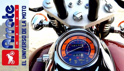kymco venox 250 cc custom bicilíndrica v