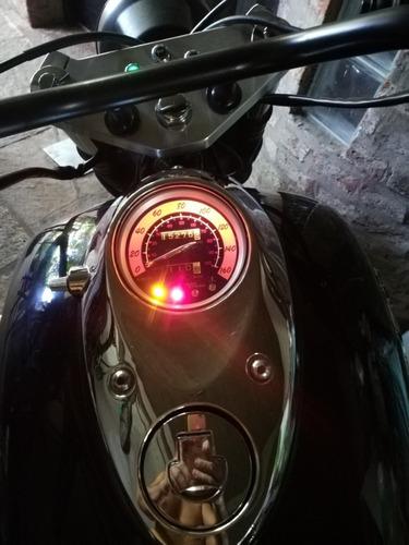 kymco venox 250cc -  modificada cafe race, 15200 km .