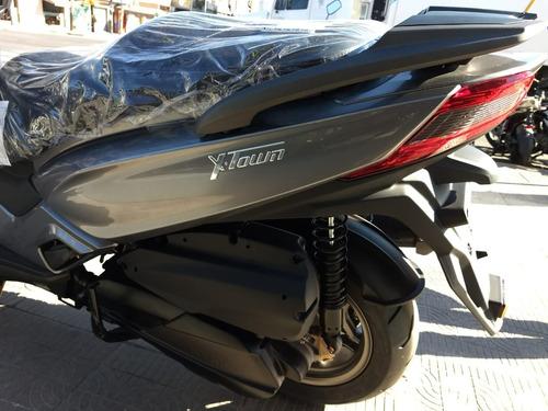 kymco x town 250 no burgman entrega inmediata marelli sports