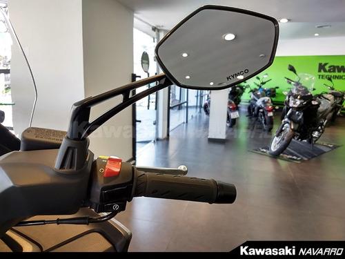 kymco x town 250i 0km scooter no daelim 250