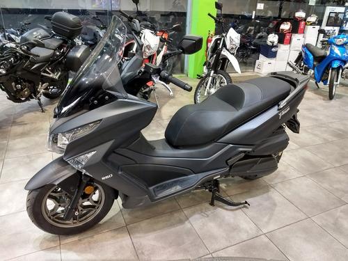 kymco xtown 250 0 km nuevo el mejor  gobal motorcycles