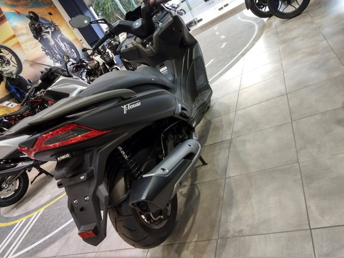 kymco xtown 250 - 0km scooter ! - gobalmotorcycles