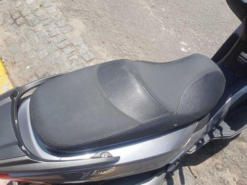 kymco xtown  250/ 2018/ 3000 km. sauma motos.