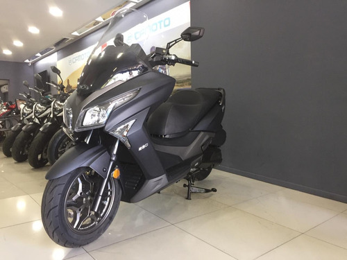 kymco xtown 250 / 2020 / sauma motos.