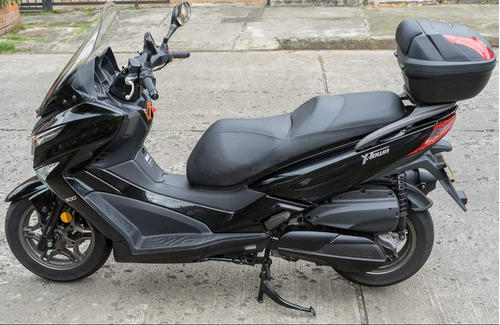kymco xtown 300 maxiscooter