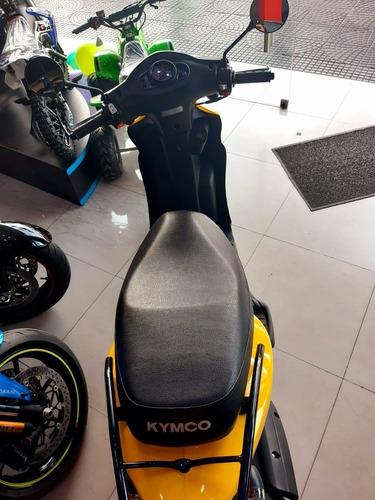 kymko agility 125cc año 2019 con 1785 km - motos m r