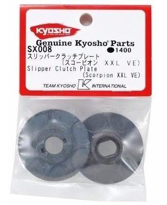 kyo sx-008-xl-placa da embreagem/scorpion xxl