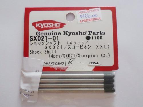 kyo sx-021-01- eixo amortecedor- scorpion/bxxl