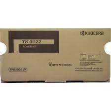kyocera 1t02l10us0 modelo tk-3122 cartucho de tóner para eco