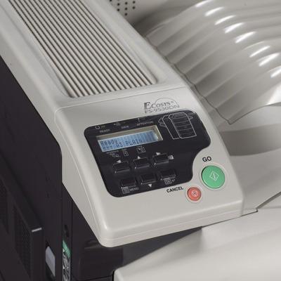 kyocera fs 9130 / 9530 impresora 51 ppm duplex usada