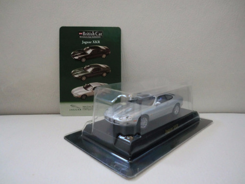 kyosho 1/64 jaguar xkr miniatura car collection