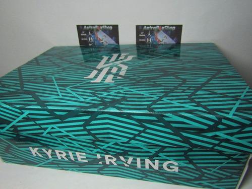 kyrie irving 3 cool grey caja (numero 7.5 mex) astroboyshop