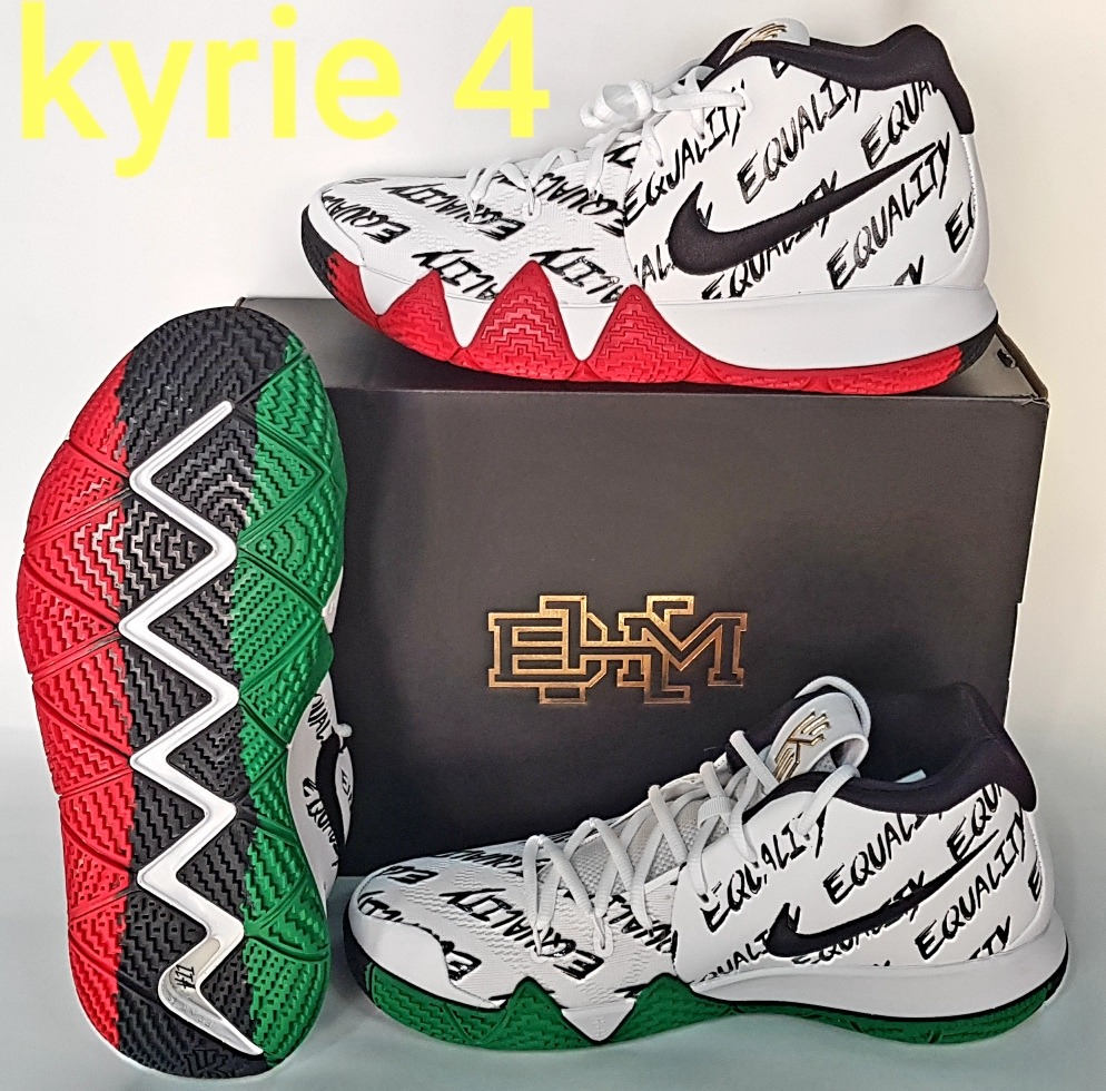 finest selection 86b5a bf39c Kyrie Irving 4 Equality