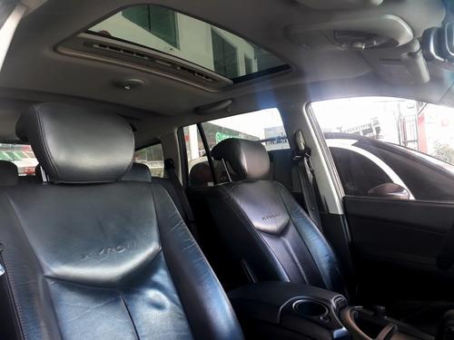 kyron 2.0 xdi 200xvt 4x4 automática diesel 2010