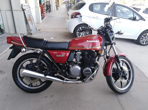 kz 550 1981