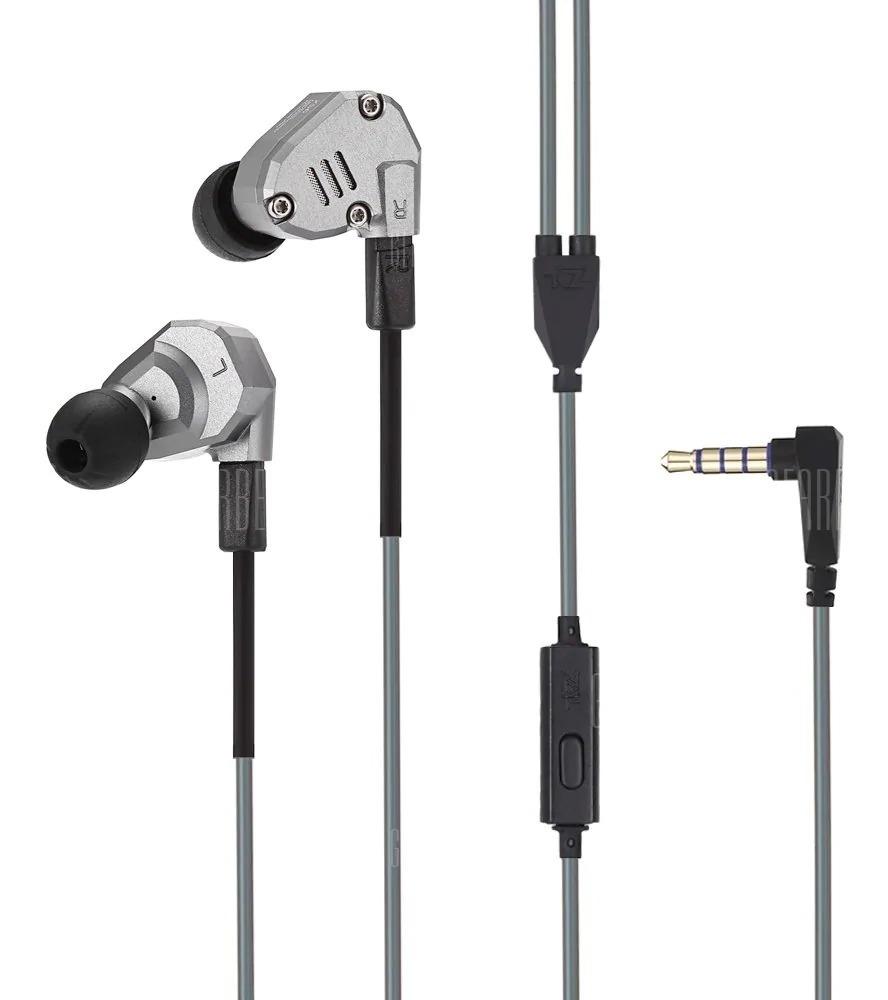 e00c779099c Kz Zs6 Extra Bass + Modulo Bluetooth + Estuche Ym - $ 1,449.00 en ...