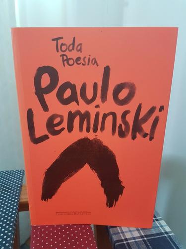 l-007 livro toda poesia paulo leminski
