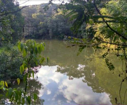 l 1.000 m²  300 mts do asf, mesmo acesso da represa só 35mil