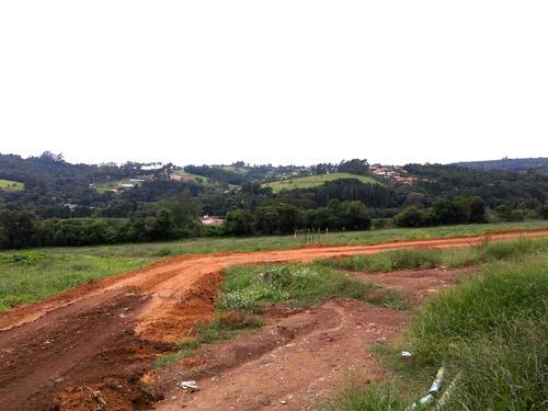 l 1000 m² pronto para construir em ibiúna, adquira já
