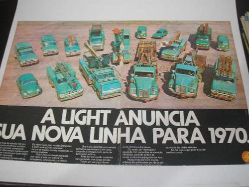 l 290/ gayn150 propaganda antiga frota veículos da light