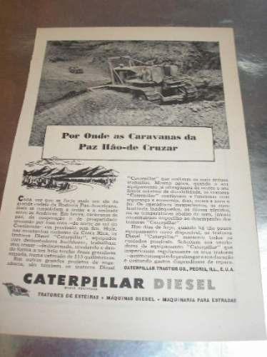 l - 290/ putn40 propaganda antiga caterpillar  # 1