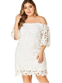 e64414b61 Faldas De Chifon Al Sesgo - Vestidos de Mujer Corto Blanco en ...
