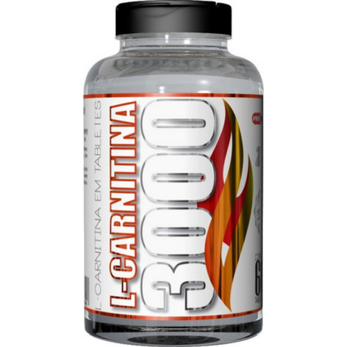 l-carnitina 3000 60 tabs pro corps