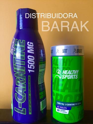 l-carnitina liquida  usa gratis colageno-linaza y estevias