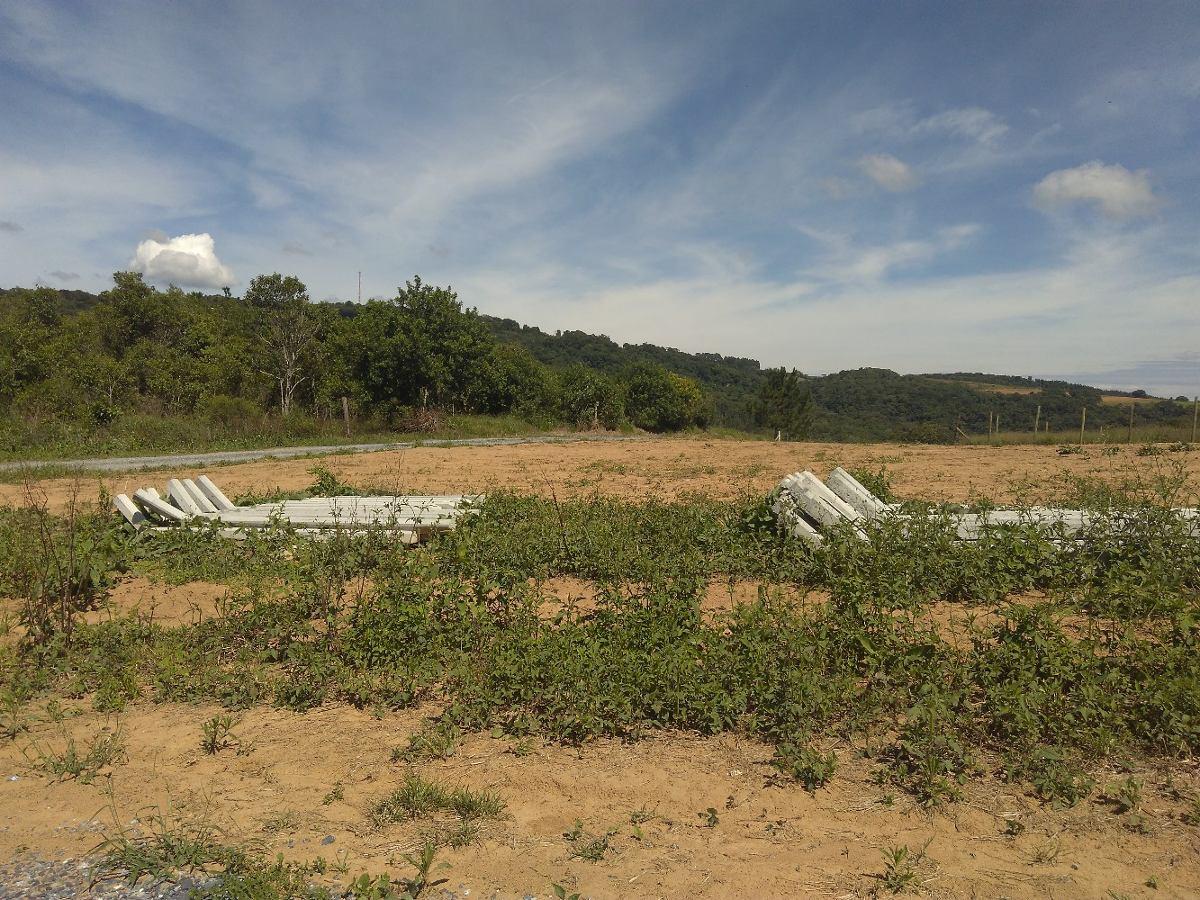 l chácara 1.000 m² com portaria mesmo acesso represa.