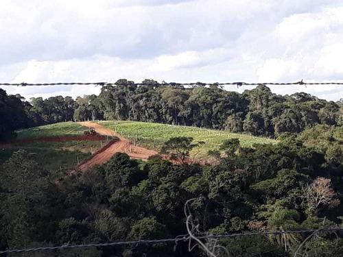 l. demarcados,terrenos em ibiúna. invista