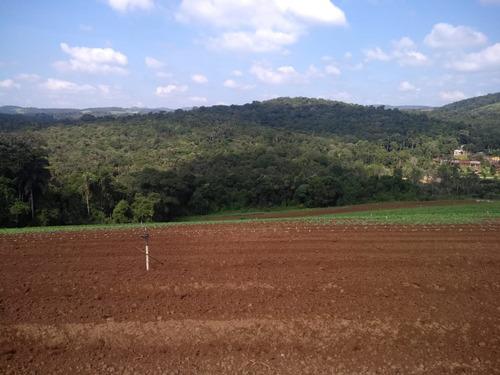 l. excelente localização e topografia, área para chácara