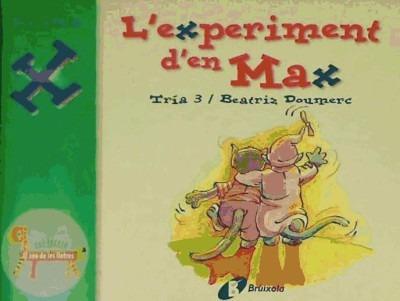 l ' experiment d ' en max (x)(libro )