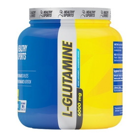 L-glutamine 6000 ( 360g ) 60 Serv - Unidad a $84900