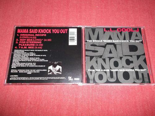 l. l. cool - mama said knock you out cd ep usa ed 1991 mdisk