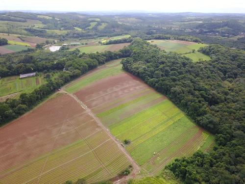l. lotes delimitados, área rural de ibiúna 1200 m2