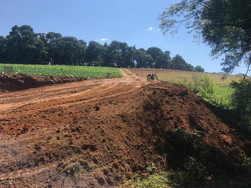 l. lotes delimitados em condomínio rural na cidade de ibiúna