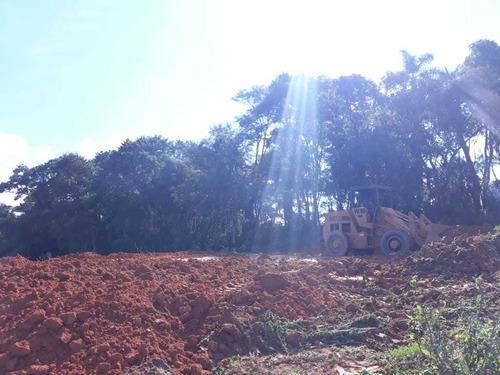 l. lotes para investir construir em ibiúna