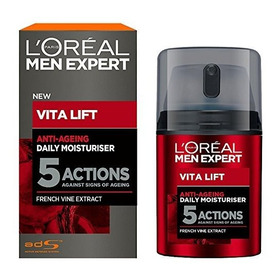 L 'oréal Paris Men Expert Vita Lift 5complete Anti Envejec